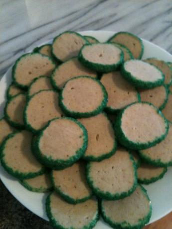Swedish  Cardamom Cookies. Photo by Marney