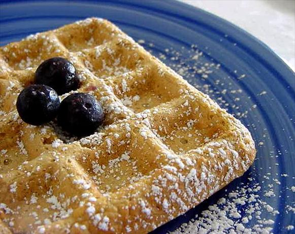 Oatmeal Waffles or Pancakes. Photo by Marg (CaymanDesigns)