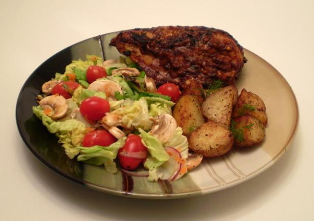 Peri Peri African Chicken. Photo by TasteTester
