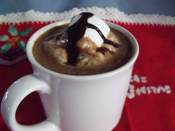 Ultra-Rich Hot Chocolate. Photo by Darkhunter