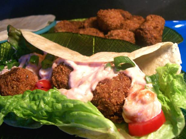 Falafel. Photo by Sharon123