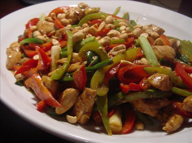 Szechuan Chicken. Photo by Sharlene~W
