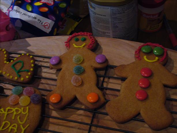 Gingerbread Men. Photo by Perfect Pixie
