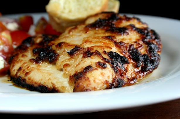 Parmesan Garlic Chicken Breasts. Photo by Chef floWer