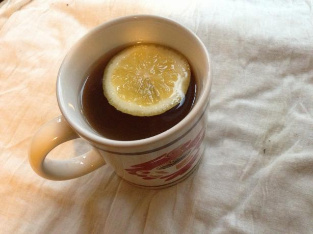 Dr. Pat's Hot Toddy Cold Remedy. Photo by Kristine at Food.com