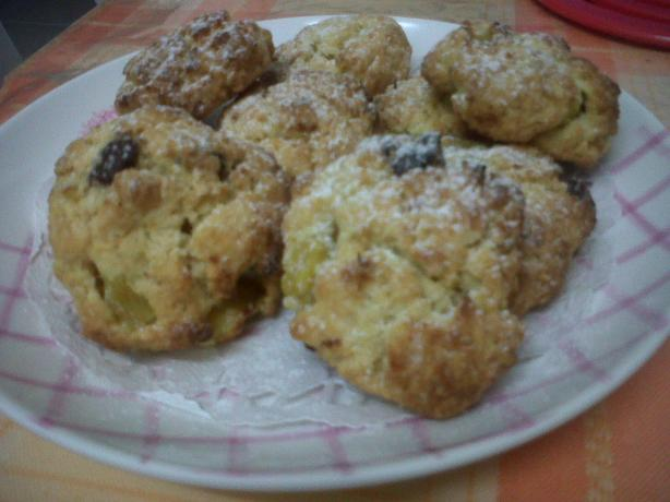 Banana Scones. Photo by nuryaveiel
