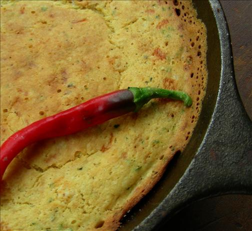 Paula Deen's Mexican Cornbread. Photo by Andi of Longmeadow Farm