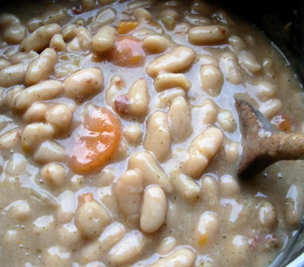 Country French White Beans. Photo by French Tart