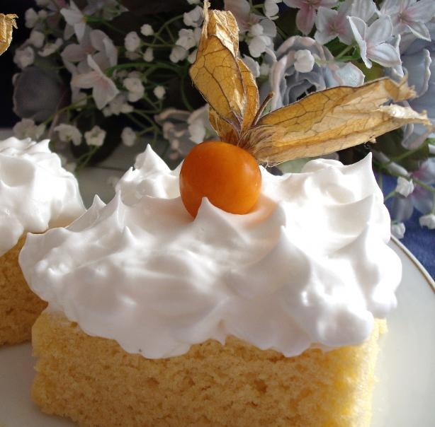 Mexican - Traditional Tres Leches Cake. Photo by Um Safia