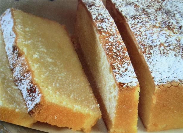 Traditional Swedish Almond Cake Slices. Photo by French Tart