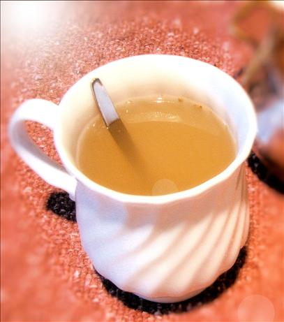 Easy Ginger Tea. Photo by Bonnie G #2