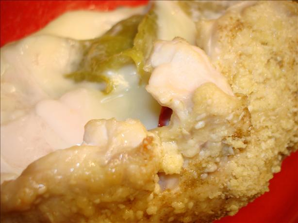 Green Chile Baked Chicken. Photo by Vicki in CT