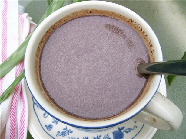 West African Hot Chocolate. Photo by Sharon123