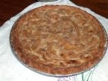 Hill Country Peach Custard Pie
