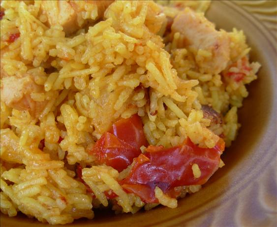 Prawn and Bacon Fried Rice. Photo by French Tart