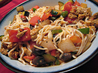 Southwestern-Style Pasta Skillet. Recipe by MsSally