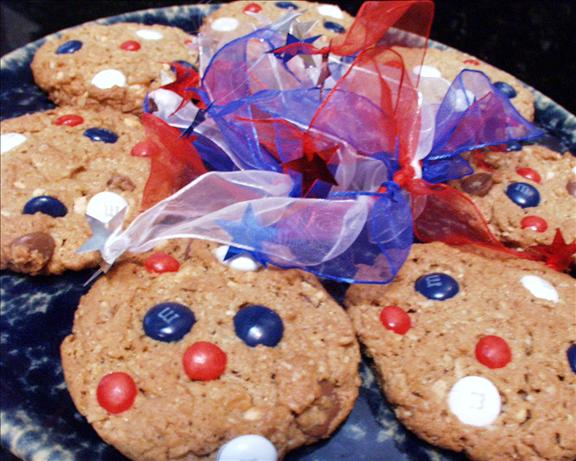 Fourth of July Cookies. Photo by FLKeysJen