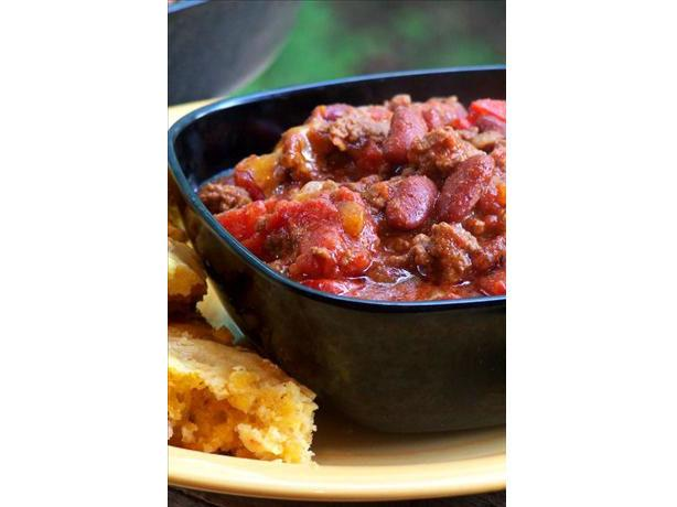 Mom's Easy Chili. Photo by NcMysteryShopper