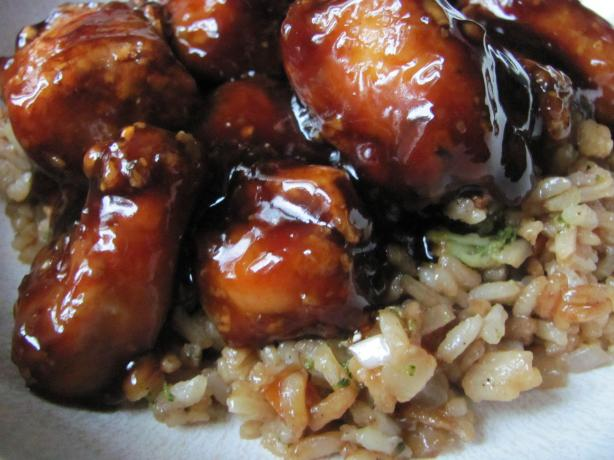 Family Favorite Sesame Chicken. Photo by under12parsecs