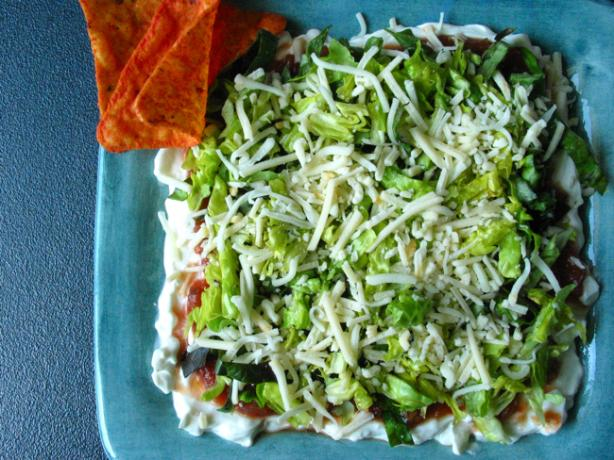 Mexican Dip. Photo by flower7