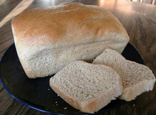 1 Hour Whole Wheat Bread or Your Kids Will Eat the Crust!. Photo by WI Cheesehead