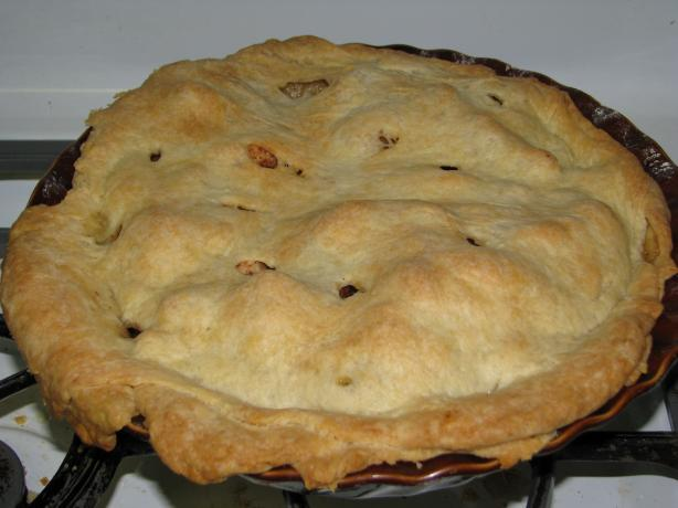 All Butter Pie Crust  (Pastry). Photo by Michael Shuster