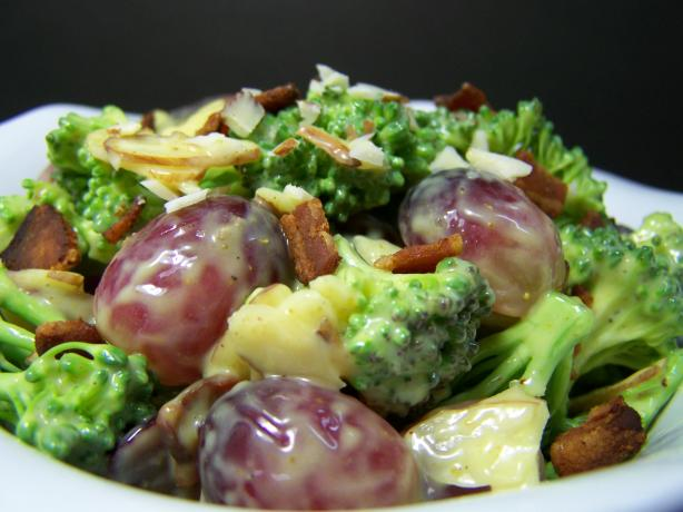 Broccoli Salad. Photo by Diana #2