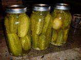 Blue Ribbon Dill Pickles