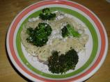 Pasta With Broccoli and Blue Cheese