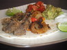 Roasted Garlic Steak Fajitas. Recipe by ROV Chef