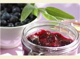 Blueberry-Sage-Ginger Jam