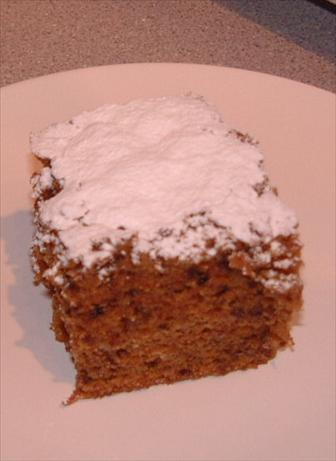 Old Virginia Carrot Tea Cake. Photo by Tulip-Fairy