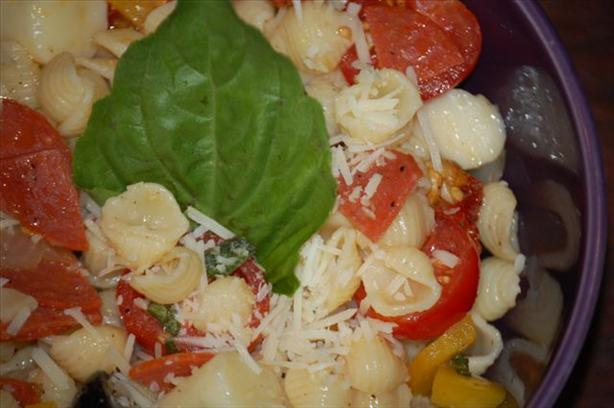 Italian Pasta Salad. Photo by Juenessa