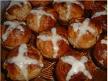 Apple Carnival Buns