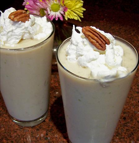 Kahlua, Pineapple, Apple, Banana Smoothie. Photo by Rita~