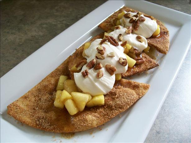 Apple Pie Nachos. Photo by * Pamela *