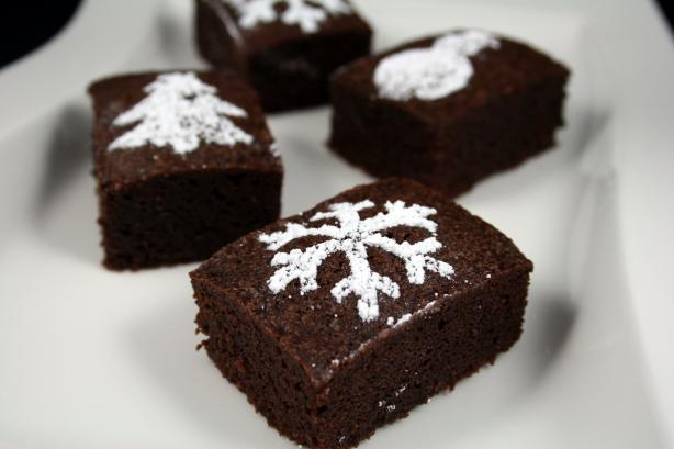 Mom&#39;s Cocoa Powder Brownies. Photo by **Tinkerbell**