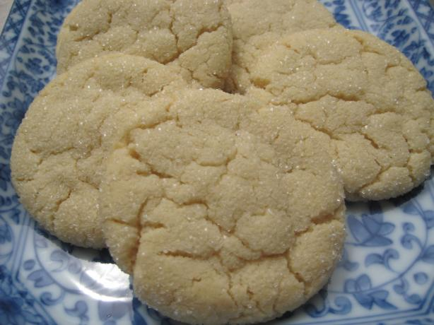 Mom's Amish Sugar Cookies. Photo by gailanng