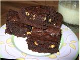 Wonderful Vegan Brownies