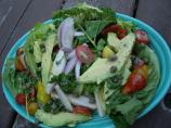 Bright Summer Salad/Salsa