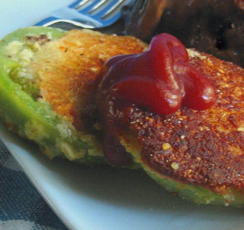 Fried Green Tomatoes, Tennessee Style. Photo by Caroline Cooks