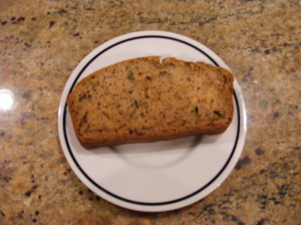 Lemony Zucchini Bread. Photo by cooking_neko83