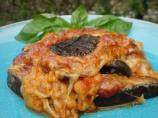 Naked Eggplant Parmesan