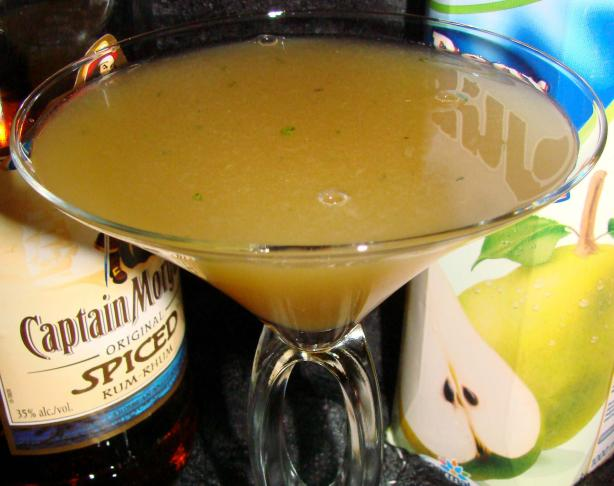 Spiced Pear Martini. Photo by Boomette