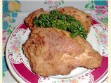 Deviled Fried Chicken