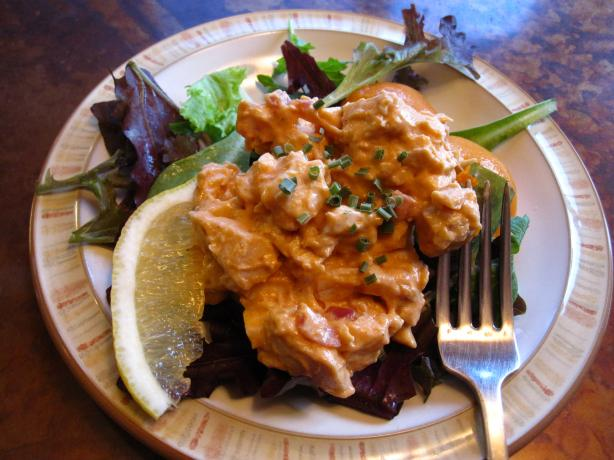 The Classic 1953 Coronation Chicken Salad Recipe. Photo by CaliforniaJan