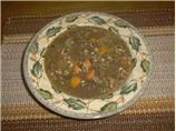 Turkey-Barley Soup