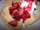 Rice Flour Crepes