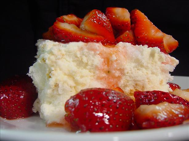 The Ultimate Strawberry Shortcake. Photo by Sharlene~W
