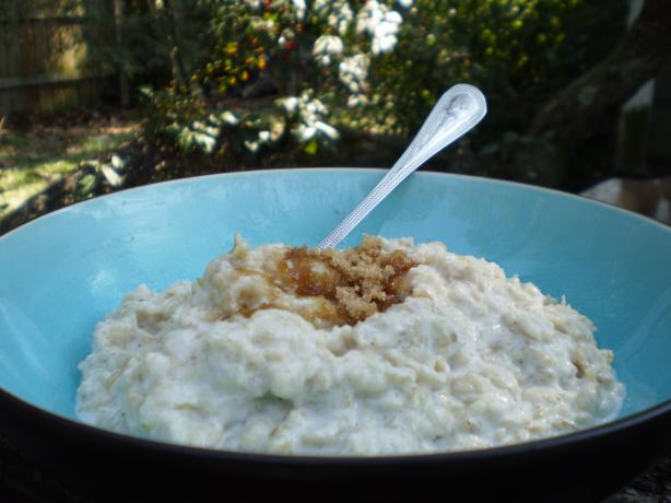 The Nation's Favourite  -  Podgy Porridge!. Photo by breezermom